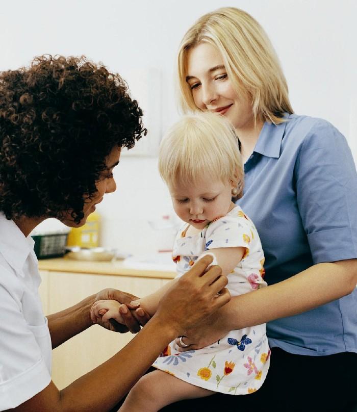 Att vaccinera barn